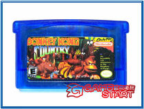 GBA Mario jeu de jeu carte de jeu avec anglais Big Gold Super Derivative Memory Game) GBM seulement 1 (