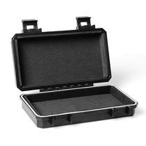 Outdoor edc waterproof box anti-pressure shockproof box waterproof seal box storage box moisture box shockproof storage box
