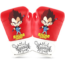 Childrens sandbag matching boxer childrens boxing gloves