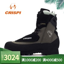 CRISPI mens outdoor waterproof wear-resistant umbrella shoes umbrella boots-Airborne GTX 06006001