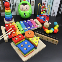 Childrens beads around the bead early teaching baby toys 6-12 months baby development beneficial intelligence toys 0-1-2-3 years old