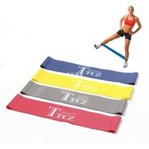 Yoga rubber resistance band fitness equipment exercise bands