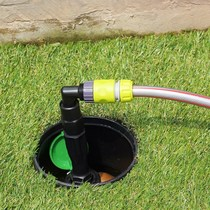 Ground plug valve water pipe Rod flexible small grass wall water intake switch ground plug grass garden plunger lawn water valve