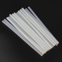 Beaded material 7mm plastic treaty 27 cm long hot melt hot melt glue stick glue gun strip wholesale