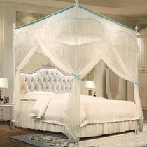 Fu Ana new palace mosquito net Home 1 5m m bed 1 8m bed students encrypted thickening account European