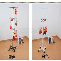 Rack small wool stalls shelves accessories plush toys convenience store props landing multi-function necklace jewelry