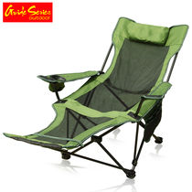 Outdoor folding chairs portable backrest fishing chair camping folding chair bed chair nap bed chair beach chair