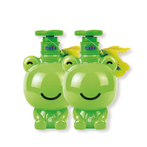 Frog Prince childrens hand wash portable foam mild antibacterial baby care supplies childrens hand wash * 2