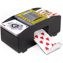 Machine à battre locateurs pinces automatiques poker Shuffler Shuffler