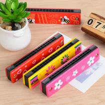 16-hole harmonica children beginners mouth organ musical instrument enlightenment pupils with boys and girls children baby play