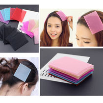 South Korea post post paste hair accessories headdress adult Velcro magic sticky hair girls broken hair