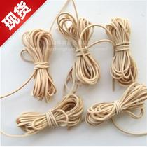 018 new upgrade o single tennis special rubber band training tennis line rope self-training tennis rope high-bounce