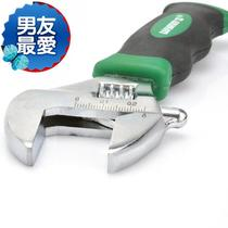Mini wrench small adjustable wrench open 3113 sheet metal hand multifunctional board short to live mouth plate hand