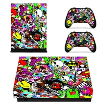 XBOXONEX sticker body paste new version of the onex version of the pain paste anime dust-proof sticker sticker sticker protection sticker 12.