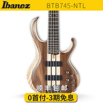 IBANEZ Ibanez Indonesia bass bass guitar four-string electric bass musical instrument BTB745