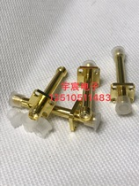 Coaxial AP Female Female to long lengthened RF high frequency SMA-KKF connector 47MM adapter with SMA blue