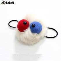 PLUMO piroum cute cartoon hair ring headband hair ornaments Ball World Cup football fans souvenir gifts France
