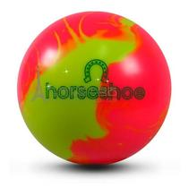PBS dedicated bowling ball straight flying saucer arc curve ball Horseshos Horseshoe 11 lbs-16 lbs powder yellow