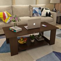 Coffee table simple modern living room mobile small coffee table mini economy balcony small apartment simple coffee table small table