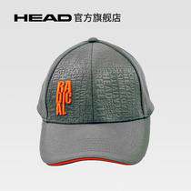 (HEAD Hyde)sports cap visor unisex net badminton hat hat New