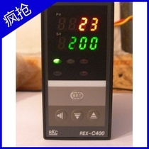 New RKC REX C400 digital intelligent temperature controller temperature adjustable control switch