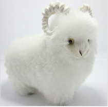 Inner Mongolia crafts Inner Mongolia specialty features craft decoration good-looking simulation lamb super cute