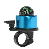 Bicycle bells aluminum alloy mountain road car loud overshoot guide needle horn bike Ride accessories Equipment
