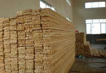 Fir wood keel logistics package special Wood Wood Square partition bed square material 20 * 30
