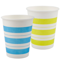 Effective 9560 paper cups 250ml thick paper cups easily deformed 50 disposable cups