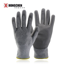 Hong Chen anti-tie gardening gloves flowers flowers stab-resistant garden breathable wear-resistant work labor protection gloves anti-cut