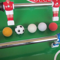 Tabletop soccer machine official game professional ball matte ball plush ball ball tabletop soccer fish with football