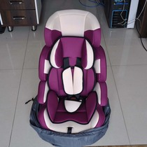 Child safety seat collection bag moving polyester packaging bag dust cover travel storage bag