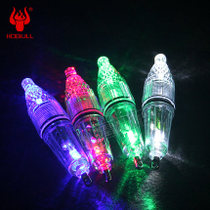Fire bull outdoor Lure fish lamp lure fish lamp water luminescent lamp collector waterproof fish lamp flashing