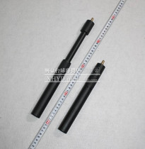 Snooker pool bar special lengthener flat teeth small lengthen the British Rod billiards telescopic short lengthen