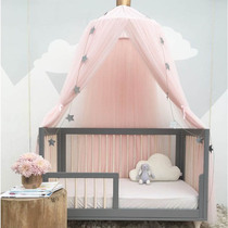 ins explosion models children's room decoration bed mantle dream yarn mantle crib nets net yarn tent game house ledger