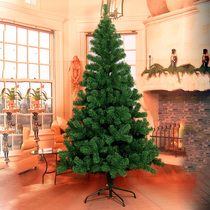 Christmas tree diy bare tree simulation green encryption luxury Christmas tree 1 2 1 5 1 8 m bare tree package