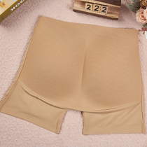 No trace of hip underwear female buttocks pants hips hips hips pants summer thin section breathable stealth boxer anti-light body