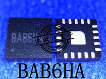 SY8288BRAC SY8288B printing BAB6PA BAB QFN new original a 6 yuan can be straight shot
