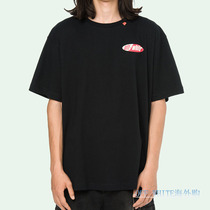 7d8b72f4 off white x IKEA joint hit color arrow short-sleeved T-shirt men and