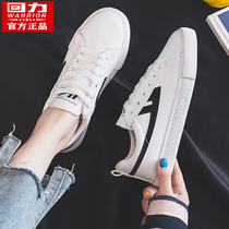 Pull back shoes white canvas shoes children 2019 tide shoes new Korean students wild white shoes autumn shoes