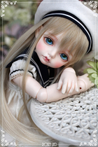 1 4 dolls BJD SD DOLL Rosenlied bambi mignon miu giant baby doll