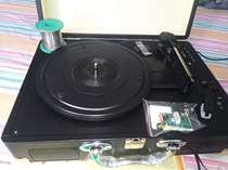 Repair record player phonograph vinyl player repair record player replaceable motherboard package low value accessories