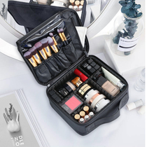 Professional makeup bag simple portable multi-functional storage box with makeup artist portable large large capacity package