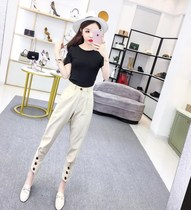 Summer fashion trend womens temperament sexy style 2019 spring and summer sexy casual Wild Womens fashion