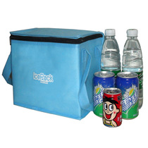 Square ice bag ice bag insulation package breast milk fresh bag picnic bag lunch box large amount can be customized