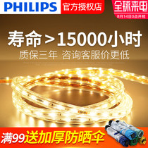 USD 19 98] Philips LED bulb color temperature conversion LED