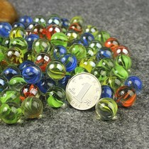 Marbles ball beads 14mm small egg beads ball beads glass ball childrens egg beads game machine 25mm large beads