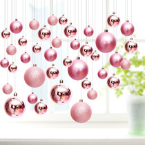 Eleven National Day decorations ball ornaments ball shop window creative hanging ceiling ceiling roof hanging ball