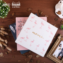 6-inch couple romantic creative printing photo album album can write interstitial album this gift
