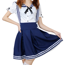 (SS-class gifts)uniforms Lolita student dress skirt daily female L XL code number